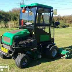 Ransomes Parkway 3, Triple Mower