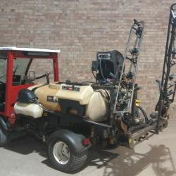 Toro Workman 3300D c/w Sprayer