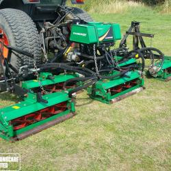 Ransomes Mounted 5 Mower