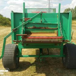 Greentek Easyload Trailer