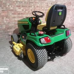 John Deere X750 Ride on Mower