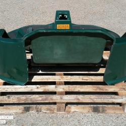 Hayter Fibreglass footplate
