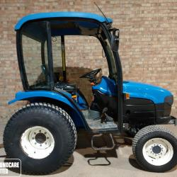New Holland TC27D Compact Tractor